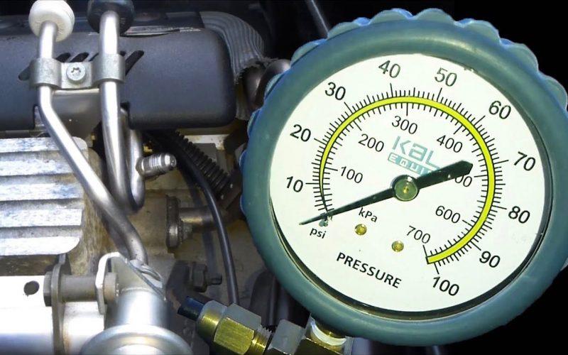 давление топлива